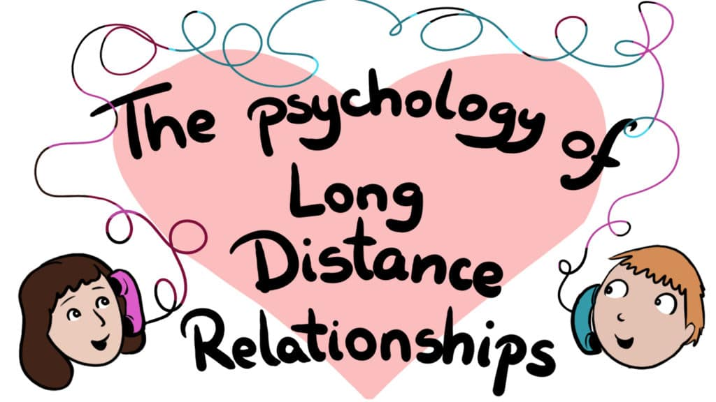 Psychology of Long Distance Relationships