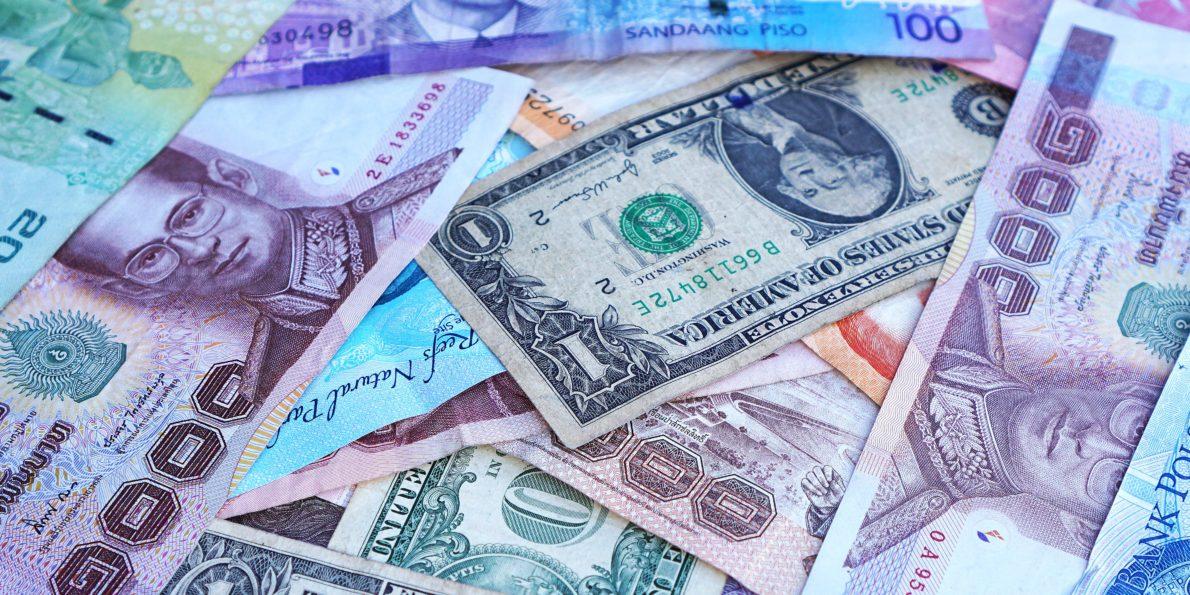 cash money bills