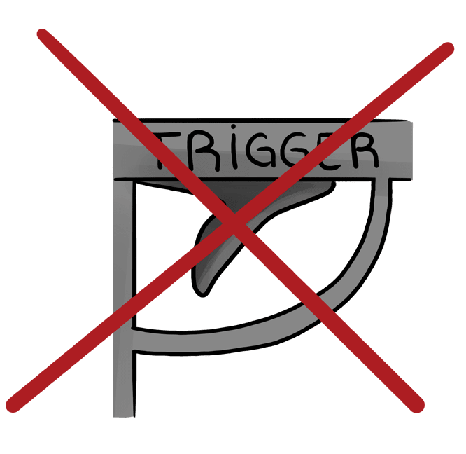 remove bad habit triggers